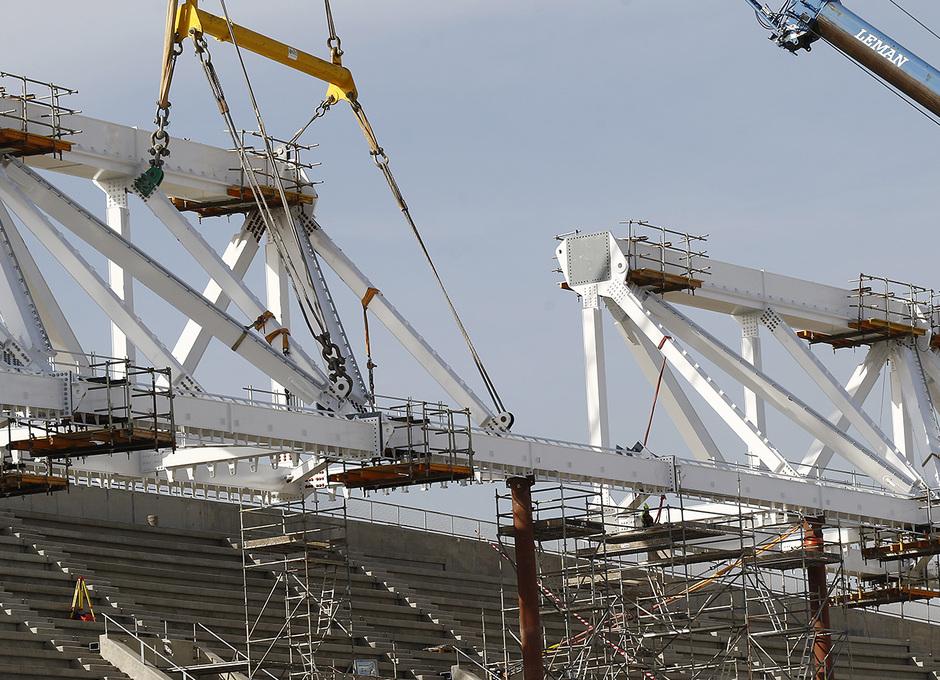 Cierre Anillo compresión del Nuevo Estadio