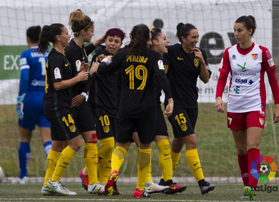 Temp. 16/17 | Santa Teresa - Atlético de Madrid Femenino | Celebración