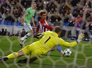 Temp. 16/17 | Atlético de Madrid - PSV | Griezmann