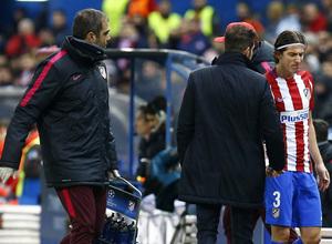 Temp. 16/17 | Atlético de Madrid - PSV | Filipe Luis