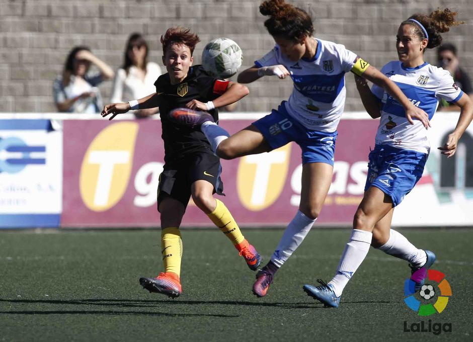 Liga Iberdrola | Granadilla - Atlético de Madrid Femenino