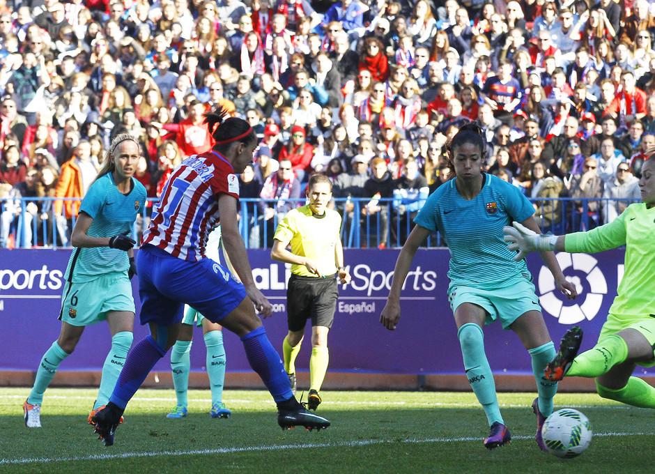 Atlético de Madrid Femenino - FC Barcelona