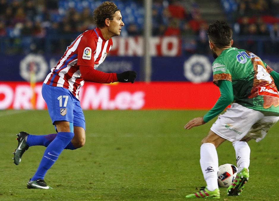 Temp. 16/17 | Atlético de Madrid - Guijuelo | Cerci