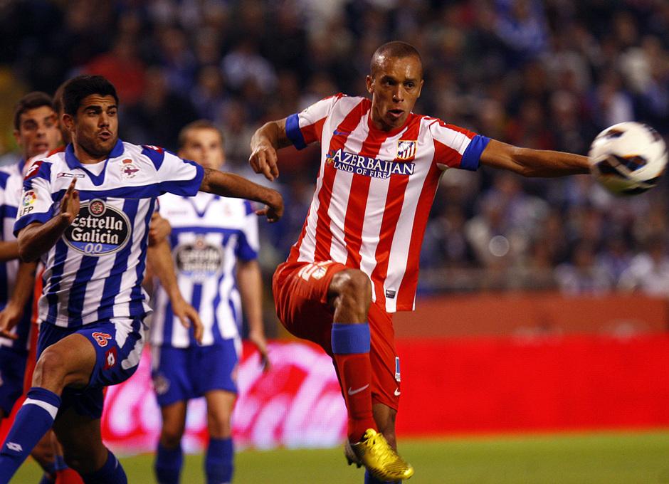 Temporada 12/13. Deportivo de La Coruña vs. Atlético de Madrid 5