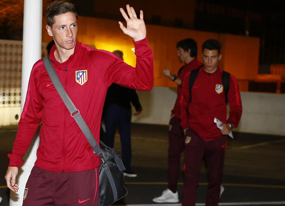 Temp. 2016/2017. Llegada equipo Canarias. Partido Copa del Rey. Torres