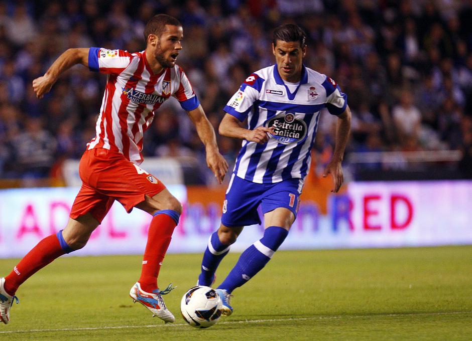 Temporada 12/13. Deportivo de La Coruña vs. Atlético de Madrid 15