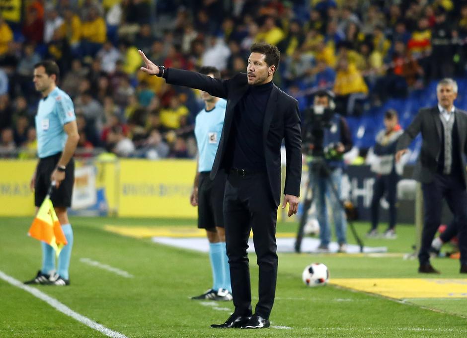 Temp. 16/17 | Las Palmas - Atlético de Madrid | Simeone