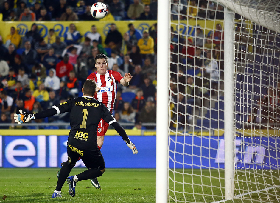 Temp. 16/17 | Las Palmas - Atlético de Madrid | Gameiro