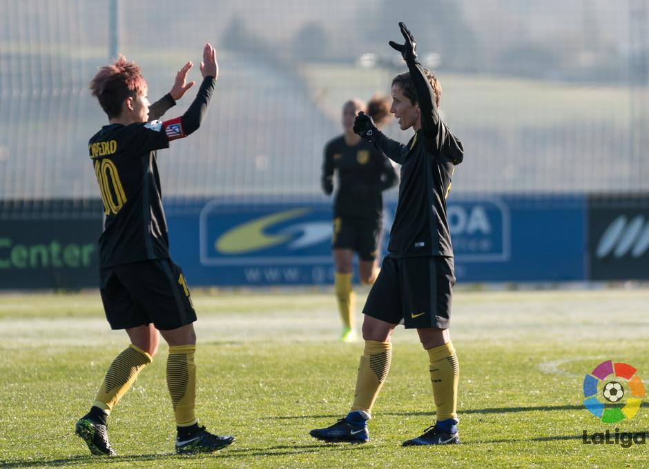 Temp. 16/17 | Real Sociedad - Atlético de Madrid Femenino | Celebración