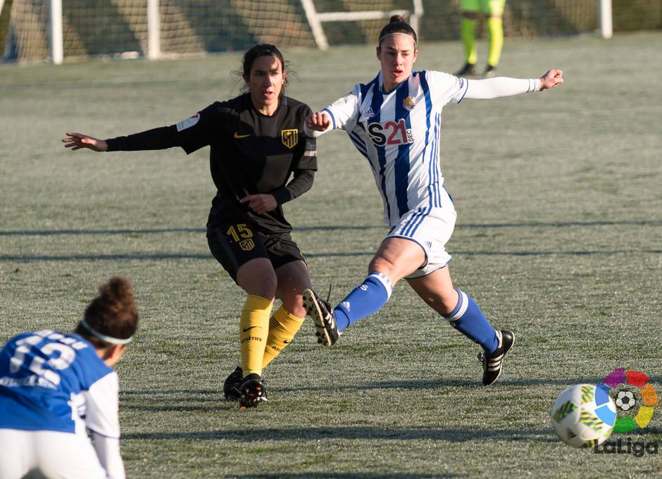 Temp. 16/17 | Real Sociedad - Atlético de Madrid Femenino | Meseguer