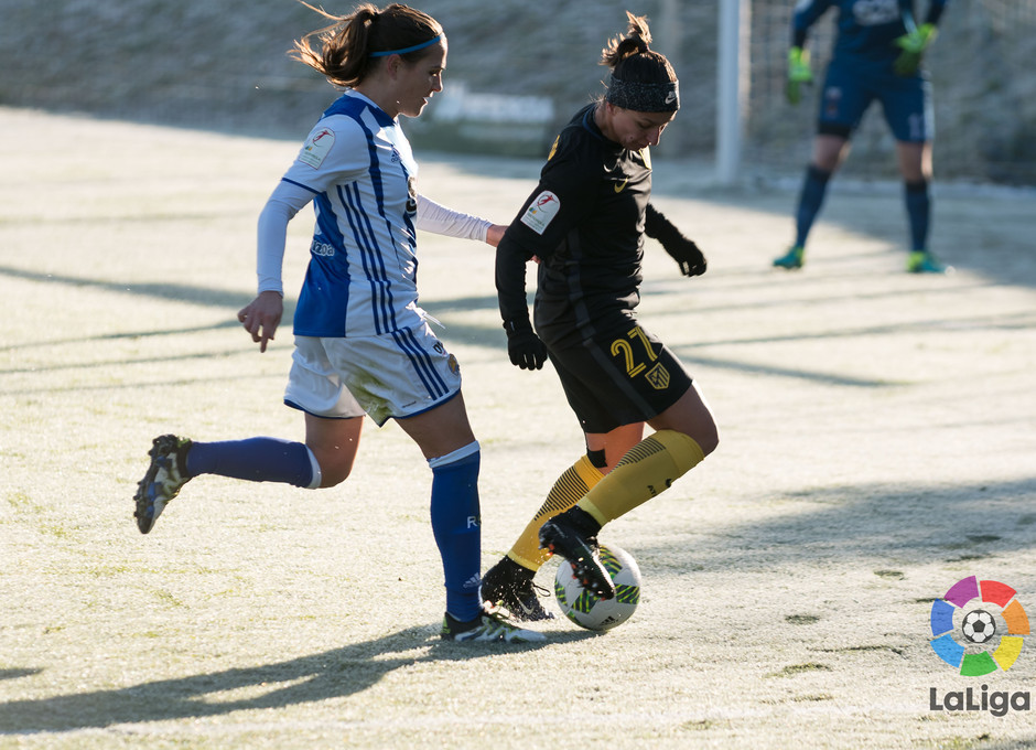 Temp. 16/17 | Real Sociedad - Atlético de Madrid Femenino | Corredera