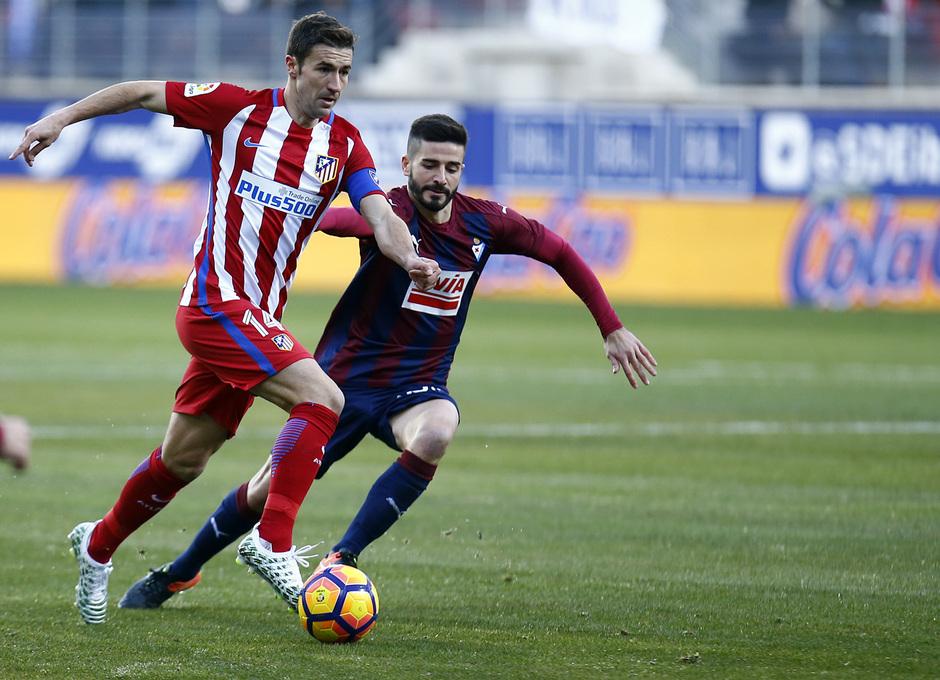 Temp. 16/17 | Eibar - Atlético de Madrid | Gabi