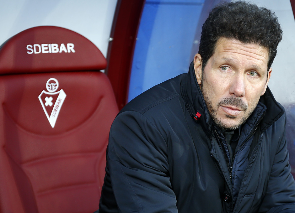 Temp. 16/17 | Eibar - Atlético de Madrid | Simeone