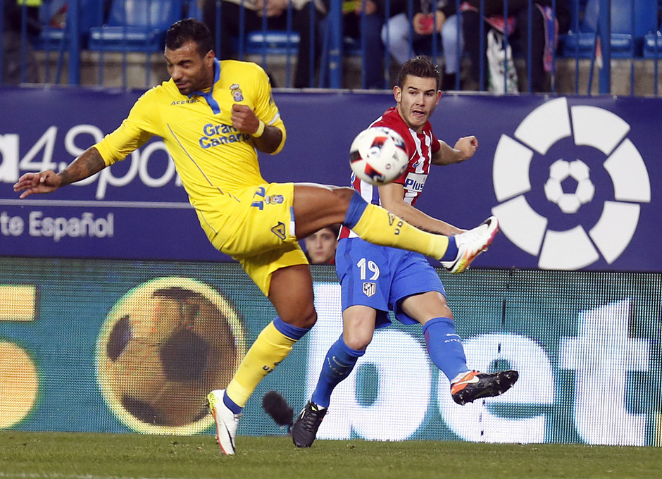 Temp. 16/17 | Atlético de Madrid - Las Palmas | Lucas