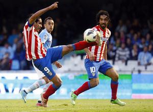 Temporada 12/13. RC Celta de Vigo vs. Atlético de Madrid 2