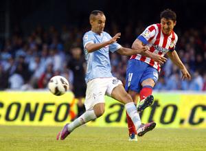 Temporada 12/13. RC Celta de Vigo vs. Atlético de Madrid 6
