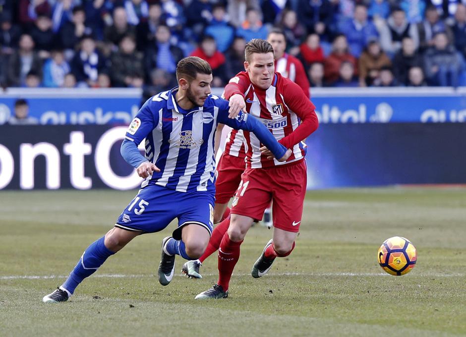 Temp. 16/17 | Alavés - Atlético de Madrid | Gameiro