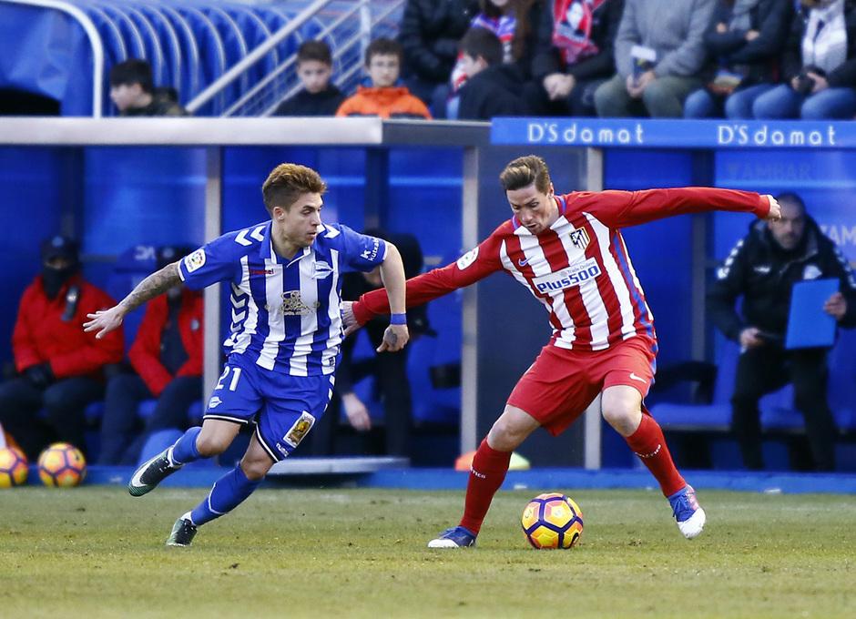 Temp. 16/17 | Alavés - Atlético de Madrid | Torres