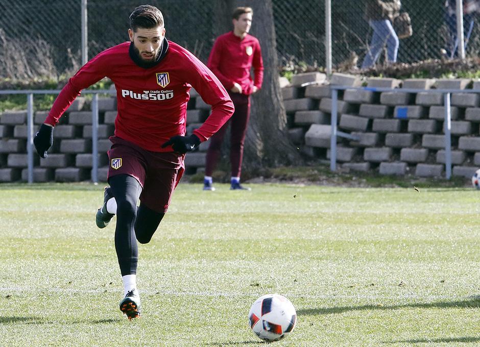 Temporada 16/17 | 05/02/2017 | Entrenamiento en la Ciudad Deportiva Wanda | Carrasco