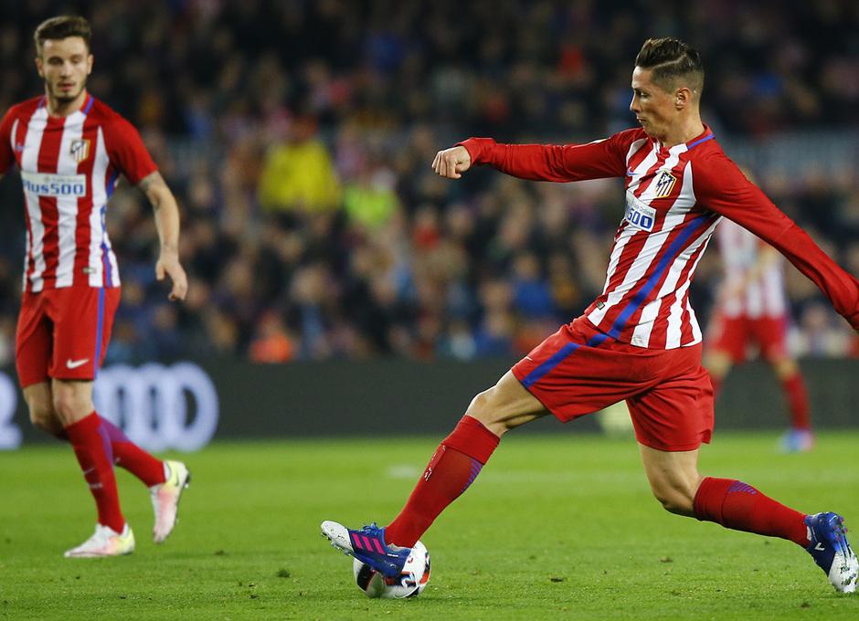 Temp. 16/17 | FC Barcelona - Atlético de Madrid | Torres
