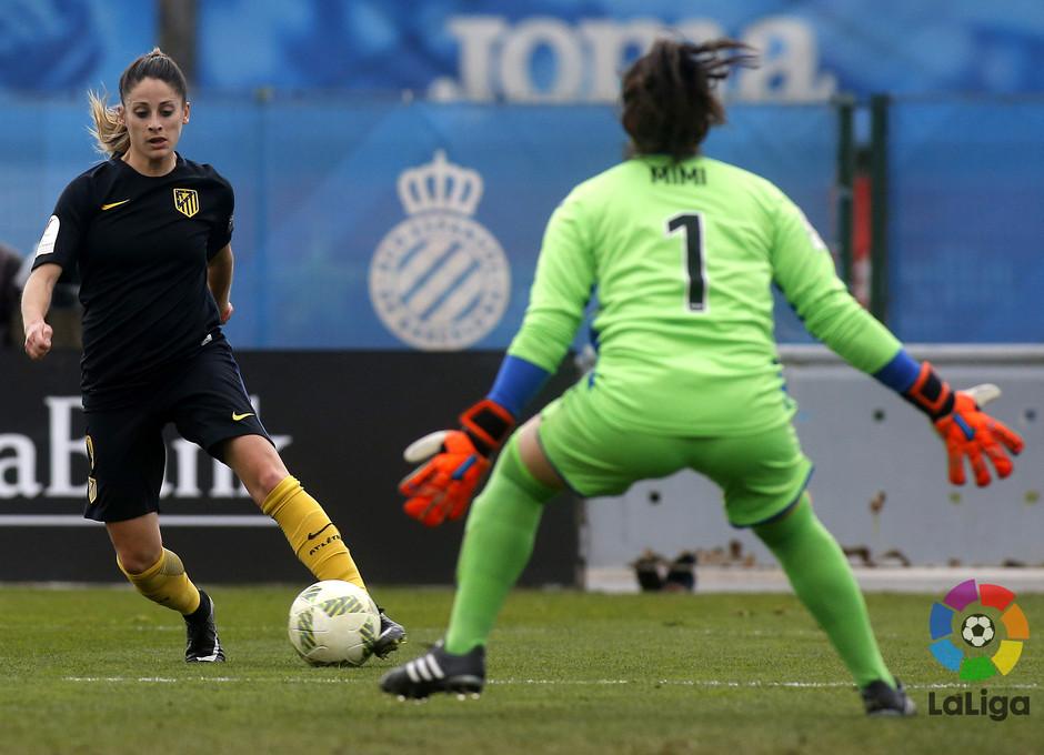 Temp. 16/17 | Espanyol - Atlético de Madrid Femenino | Esther