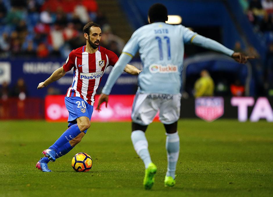 Temp. 16/17 | Atlético de Madrid - Celta | Juanfran