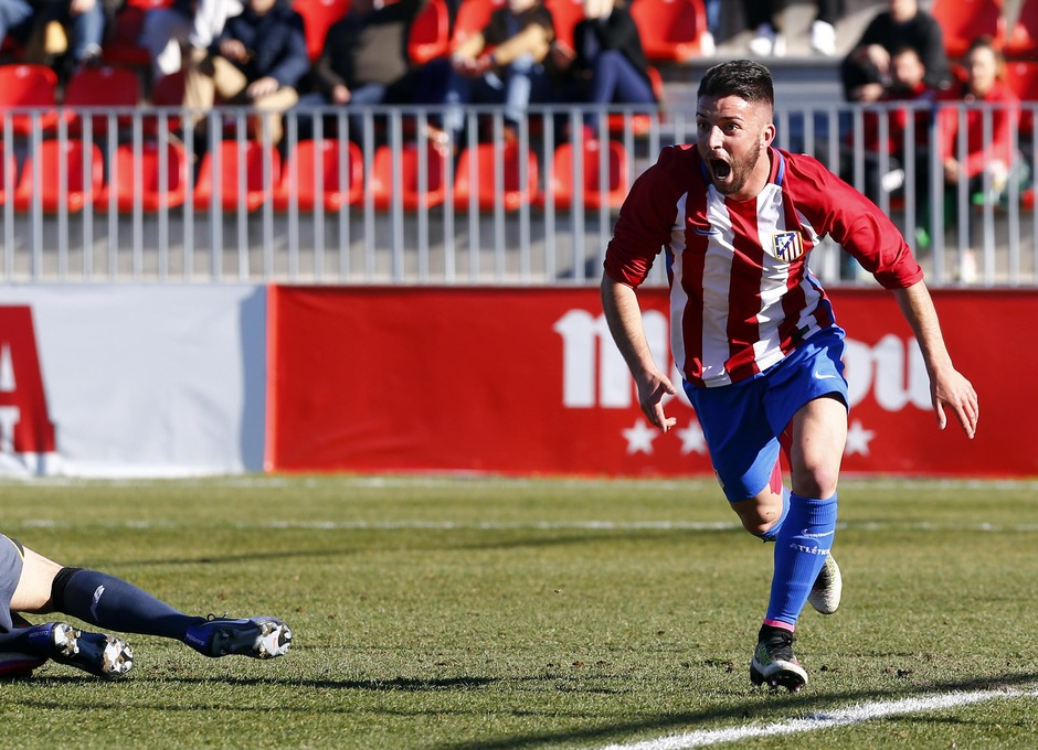 Temp. 16/17 | Youth League | Atlético de Madrid - Sevilla | Acosta