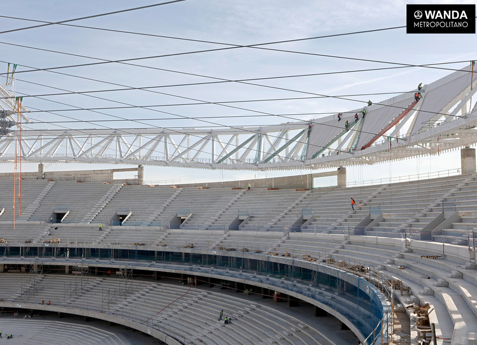 Wanda Metropolitano, 7 de marzo de 2017
