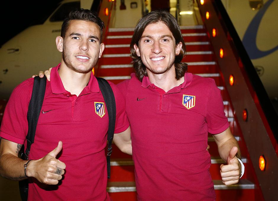 Temporada 2016-17. Llegada a Granada. Lucas y Filipe.
