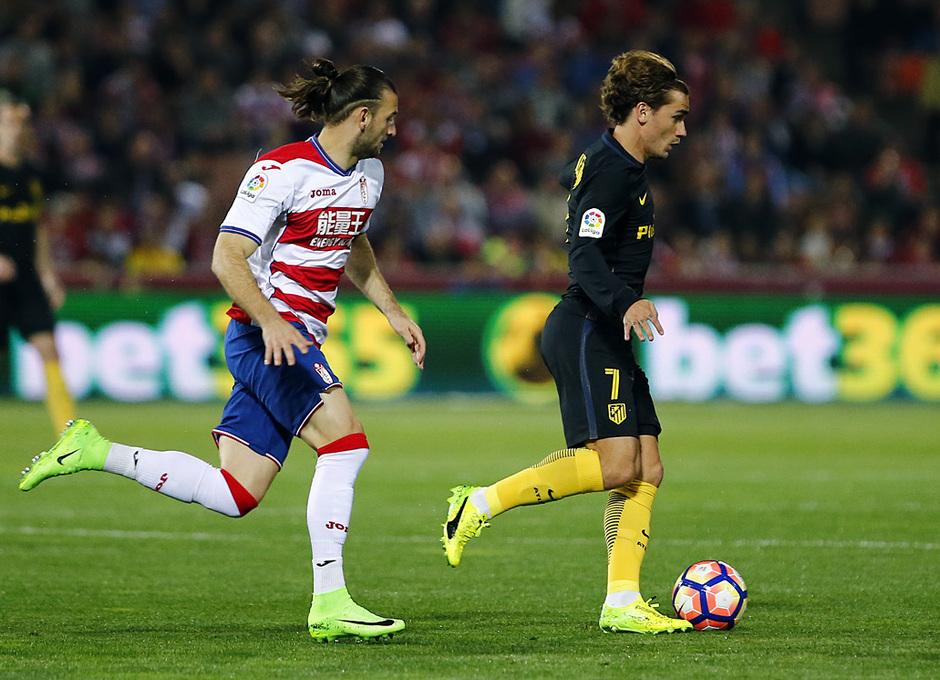 Temp. 16/17 | Granada - Atlético de Madrid | Griezmann
