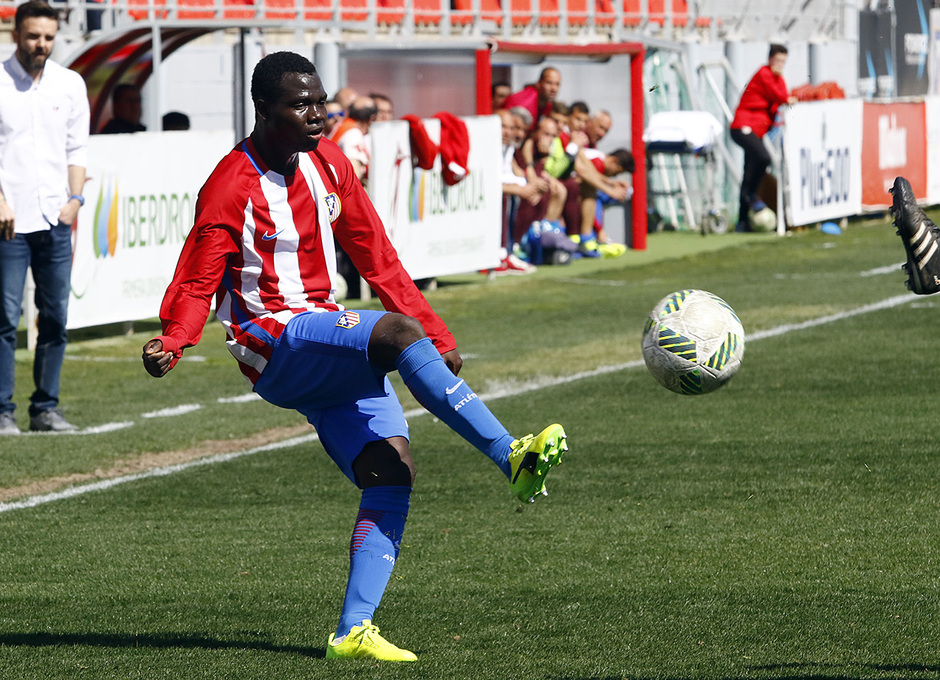 Tercera | Atlético de Madrid B - Santa Ana