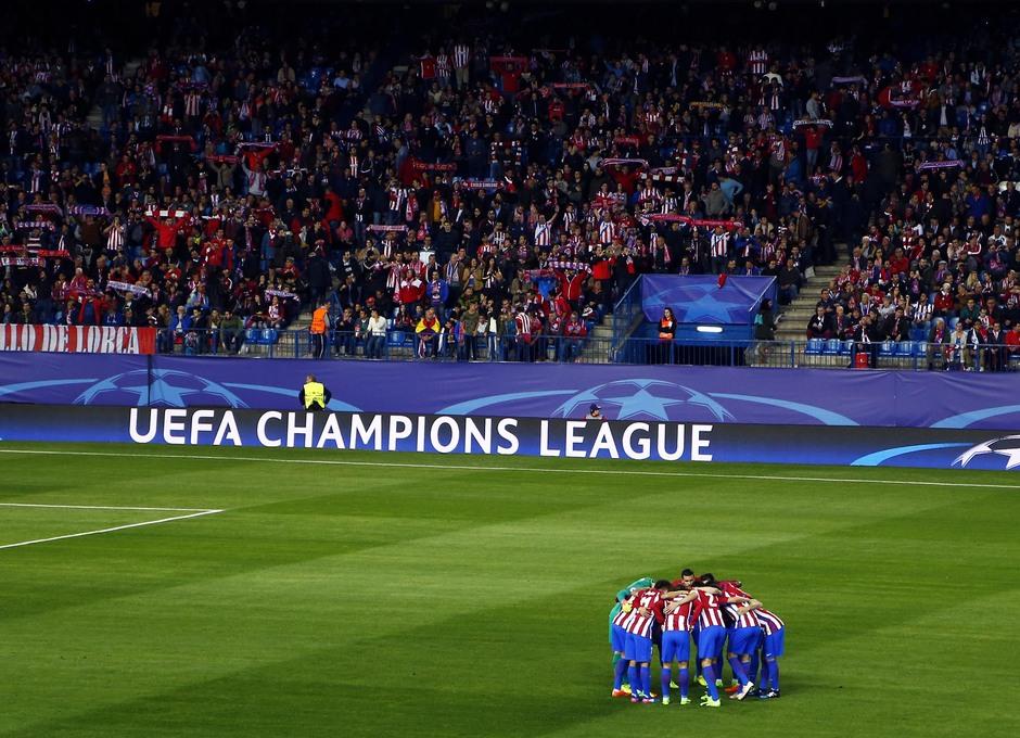 Temp. 16/17 | Atlético de Madrid - Bayer Leverkusen | Piña
