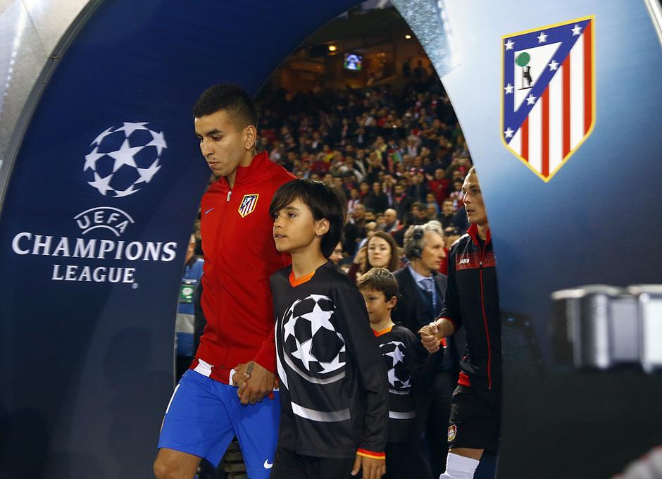 Temp. 16/17 | Atlético de Madrid - Bayer Leverkusen | Correa