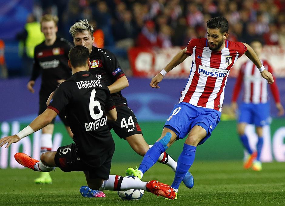 Temp. 16/17 | Atlético de Madrid - Bayer Leverkusen | Carrasco