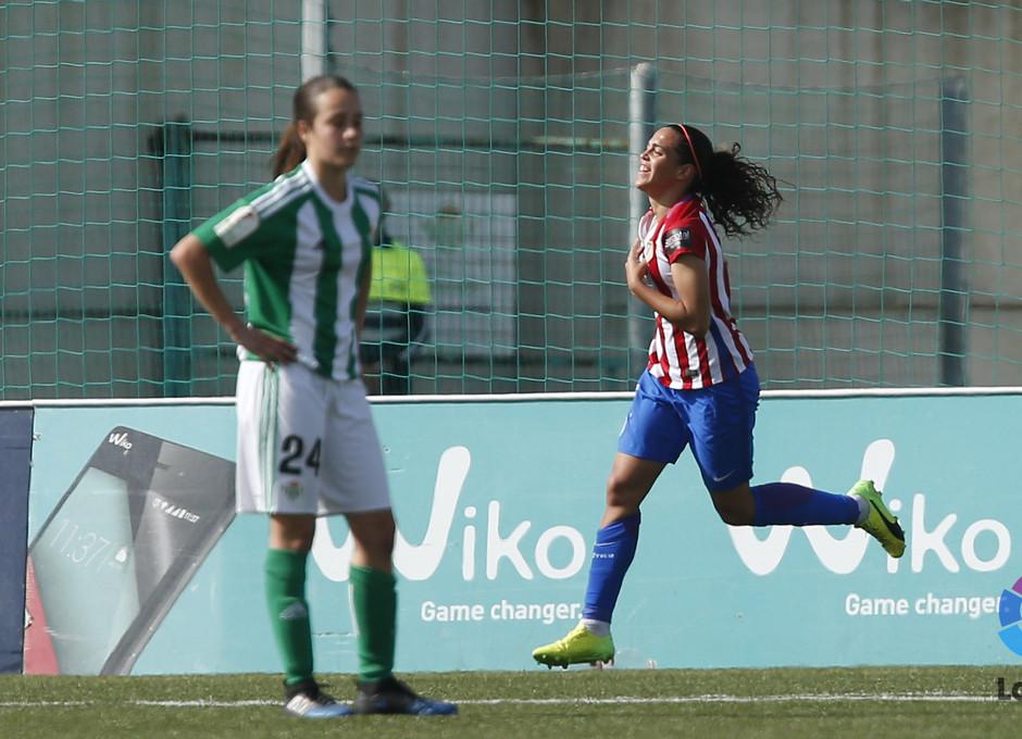 Temp 2016-2017 | Liga Iberdrola | Betis - Atlético de Madrid Femenino | Falcón