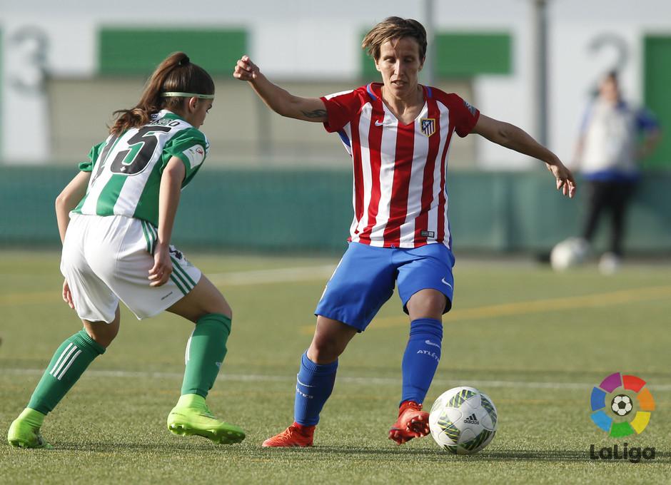 Temp 2016-2017 | Liga Iberdrola | Betis - Atlético de Madrid Femenino | Sonia