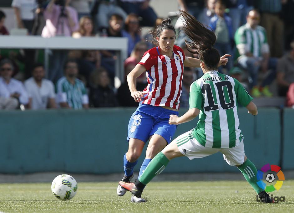 Temp 2016-2017 | Liga Iberdrola | Betis - Atlético de Madrid Femenino | Meseguer