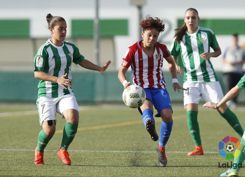 Temp 2016-2017 | Liga Iberdrola | Betis - Atlético de Madrid Femenino | Amanda