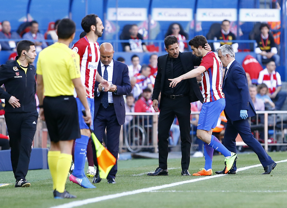 Temp. 16/17 | Atlético de Madrid - Sevilla | Vrsaljko
