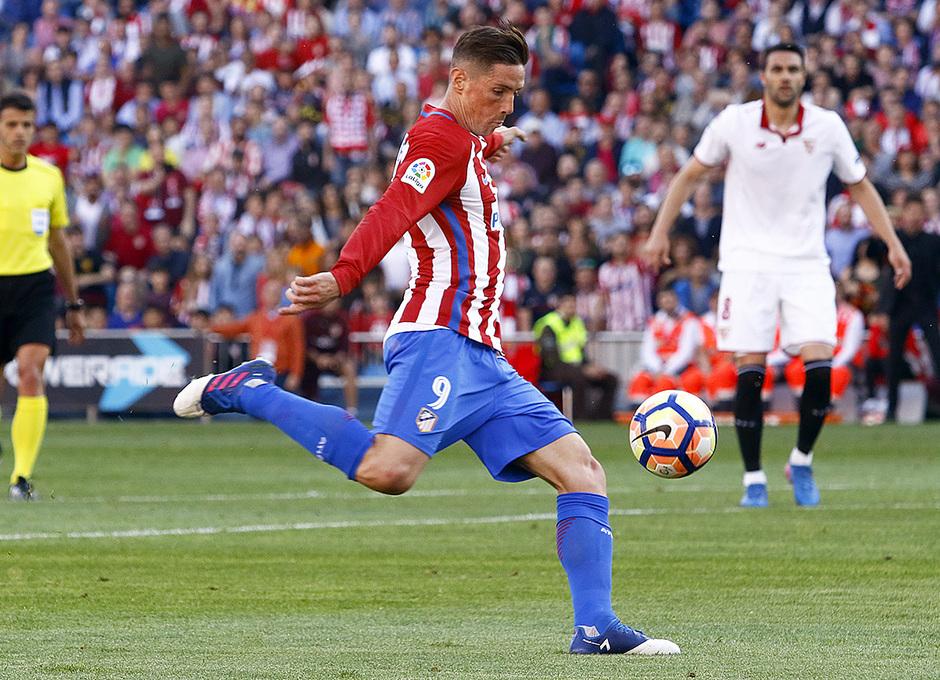 Temp. 16/17 | Atlético de Madrid - Sevilla | Fernando Torres