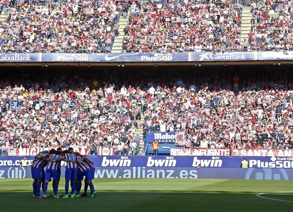 Temp. 16/17 | Atlético de Madrid - Sevilla | Piña