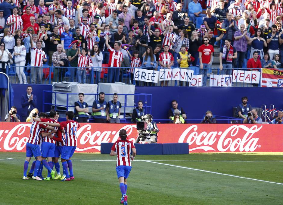 Temp. 16/17   Atlético de Madrid - Sevilla   Griezmann of the year