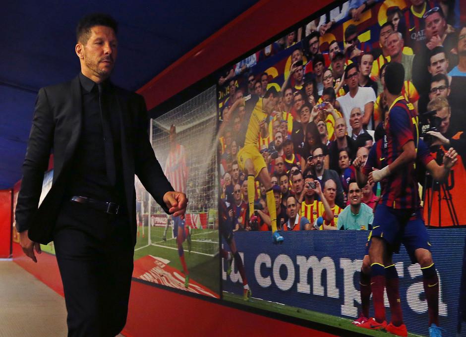 Temp. 16/17 | Atlético de Madrid - Sevilla | Simeone