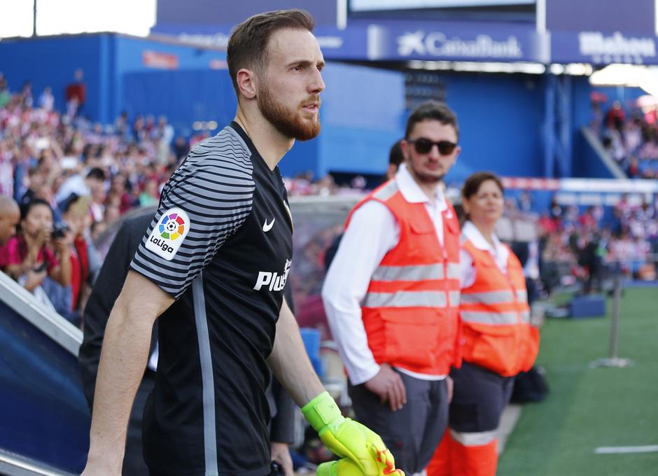 Temp. 16/17 | Atlético de Madrid - Sevilla | Oblak