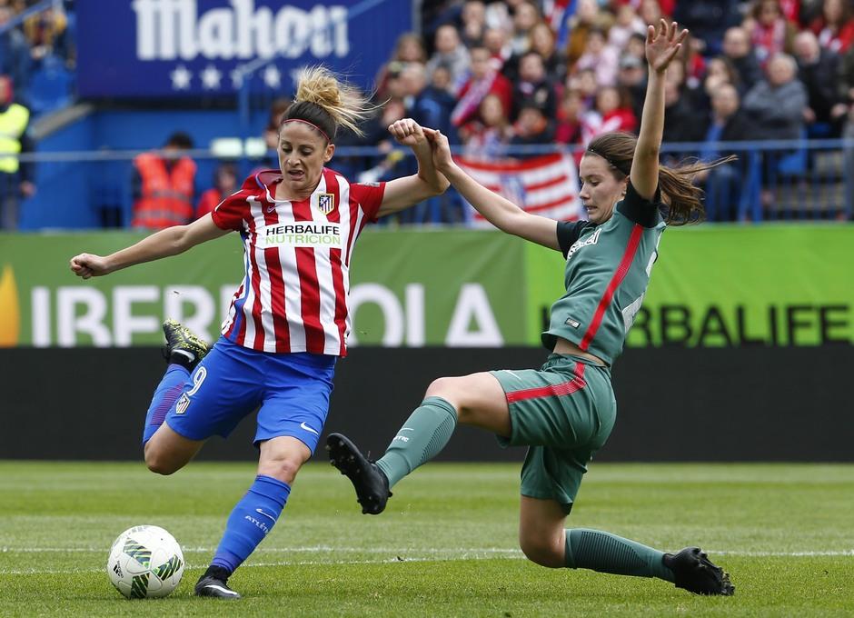 Liga Iberdrola | Atlético de Madrid Femenino - Athletic Club | Esther