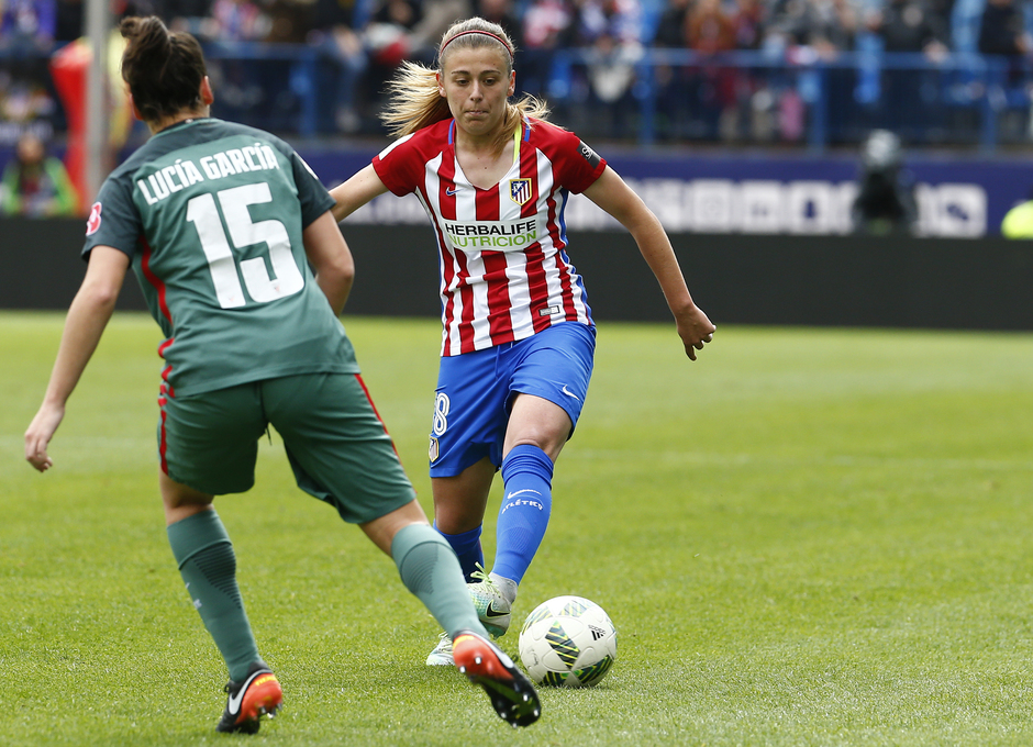 Liga Iberdrola | Atlético de Madrid Femenino - Athletic Club | Menayo