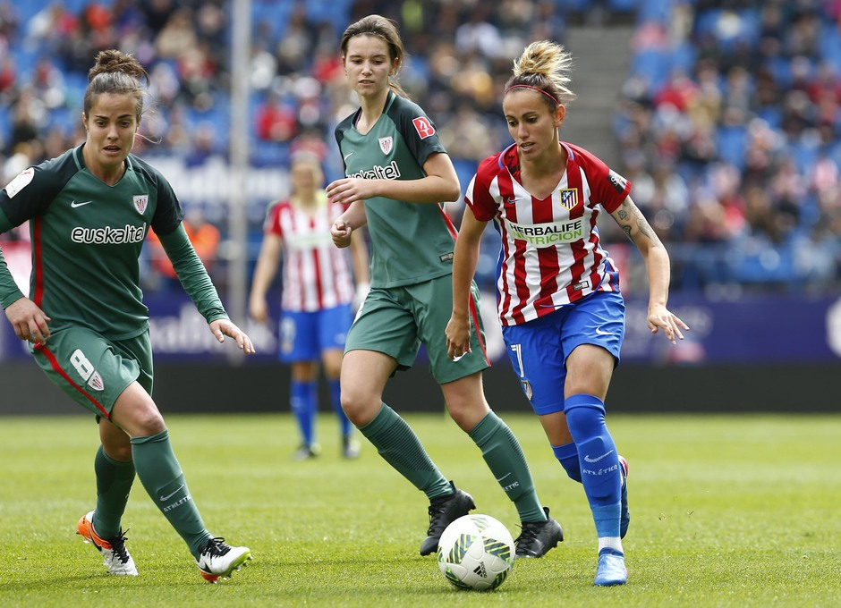 Liga Iberdrola | Atlético de Madrid Femenino - Athletic Club | Ángela Sosa