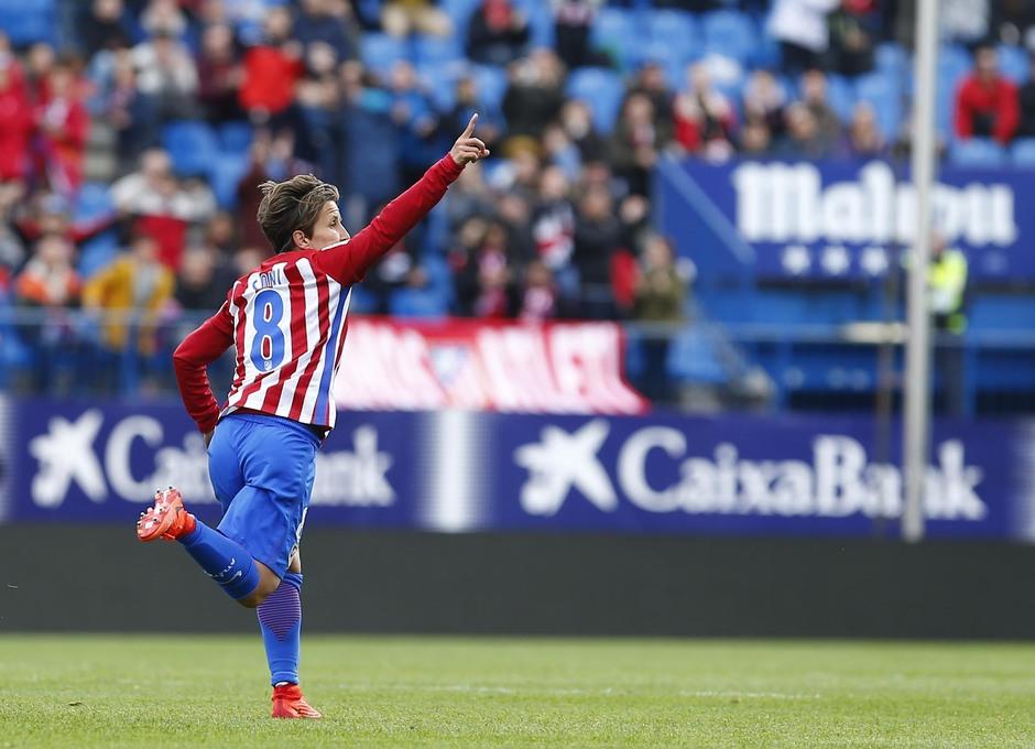 Liga Iberdrola | Atlético de Madrid Femenino - Athletic Club | Sonia Bermúdez