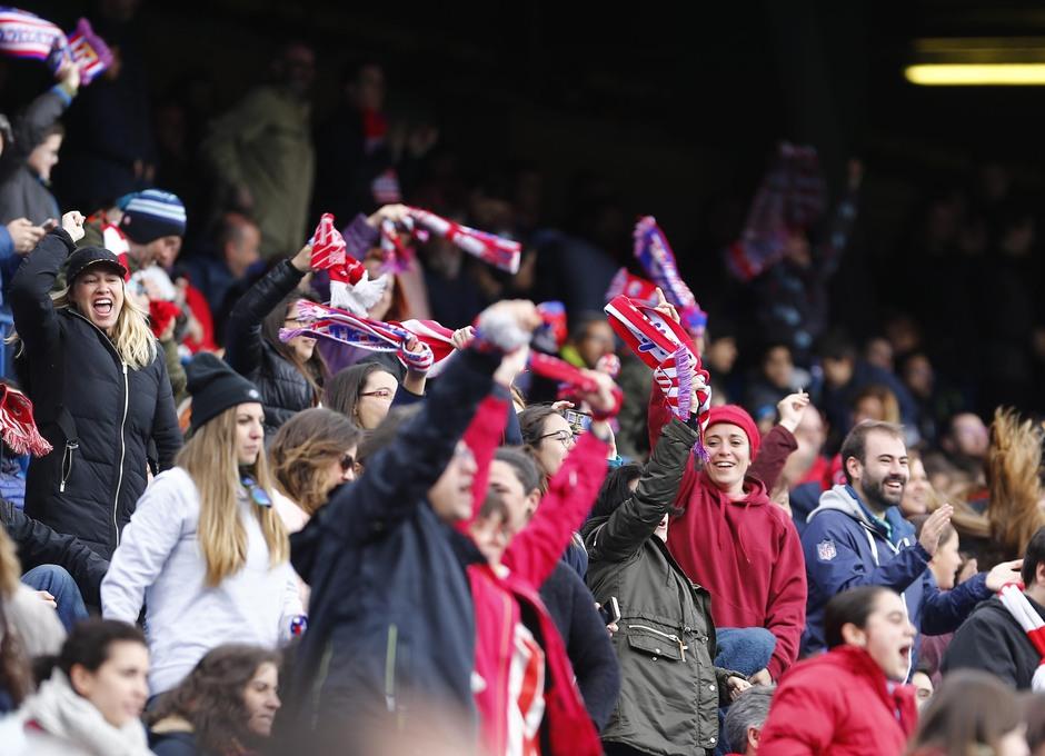 Liga Iberdrola | Atlético de Madrid Femenino - Athletic Club | Afición