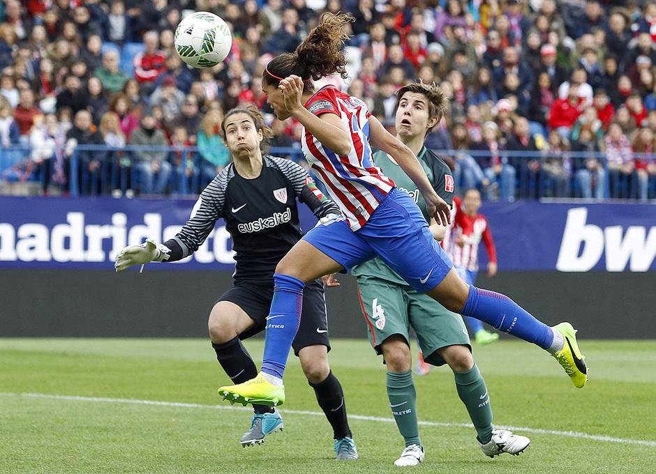 Liga Iberdrola | Atlético de Madrid Femenino - Athletic Club | Andrea Falcón